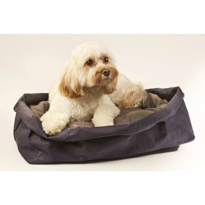 Beautifool Pet Eco-Friendly Ecofool Dog Bed Size: Large, Color: Blue