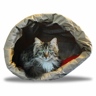 Beautifool Pet Cat Bag Cushion Color: Bed Red
