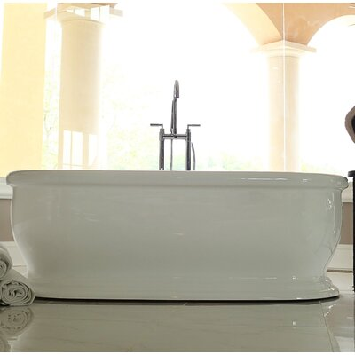 69 x 31 Soaking Bathtub