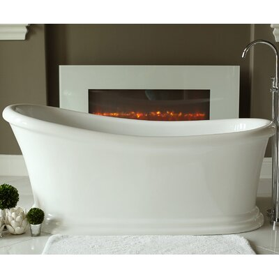 67.5 x 28 Soaking Bathtub