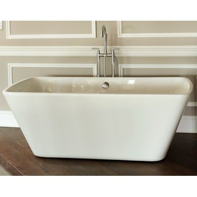 67 x 31 Soaking Bathtub