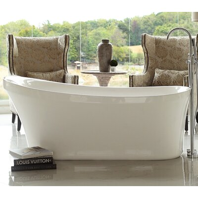 67 x 28 Soaking Bathtub