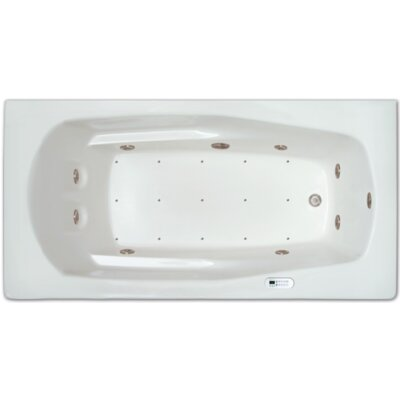 66 x 32 Whirlpool Drain Location: Right