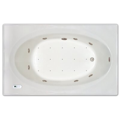 72 x 42 Whirlpool Drain Location: Right