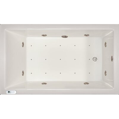71 x 36 Whirlpool Drain Location: Right
