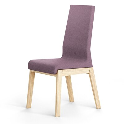 Kyla Parson Chair Finish: Purple