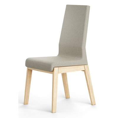 Kyla Parson Chair Finish: Light Gray