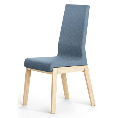 Kyla Parson Chair Finish: Blue