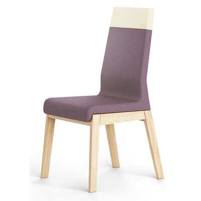 Kyla Parsons Chair Upholstery: Purple