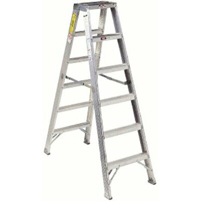 Louisville 4' AM1000 Series Master Twin Front Step Ladder at Sears.com