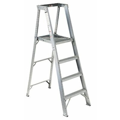 Louisville 4' AP1000 Series Master Platform Step Ladder at Sears.com