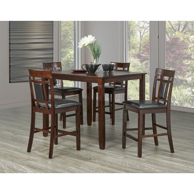 Kadalynn 5 Piece Pub Set