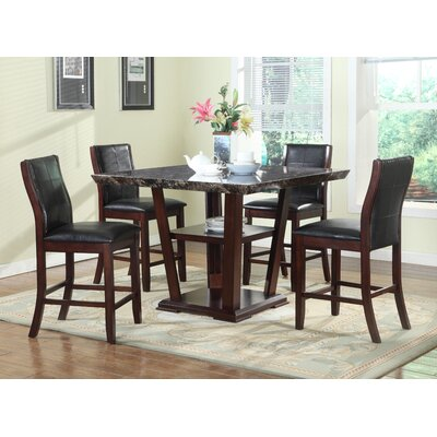get lametra 5 piece pub set at discounted price