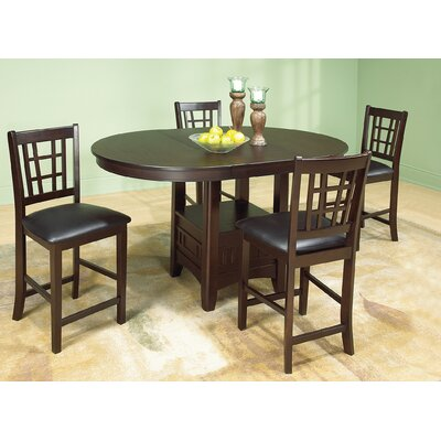 Virna 5 Piece Pub Set