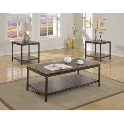 Donovan 3 Piece Coffee Table Set