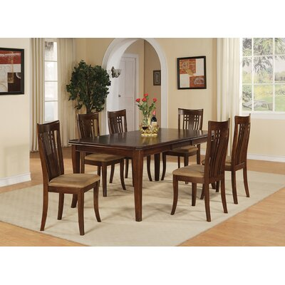 Hutchinson 7 Piece Dining Set