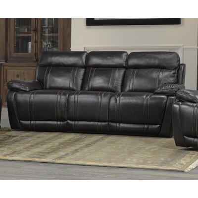Alexis Leather Reclining Sofa