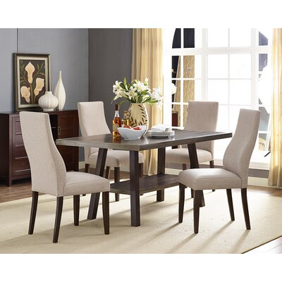 Hayek 5 Piece Dining Set