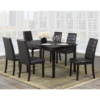 Santiago 7 Piece Dining Set