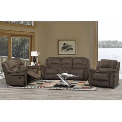 Edward 3 Piece Recliner Set