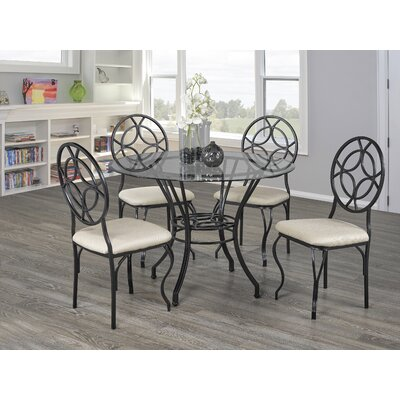Baltimore 5 Piece Dining Set