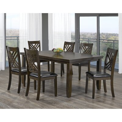 Elliot 7 Piece Dining Set