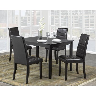 Santiago 5 Piece Dining Set