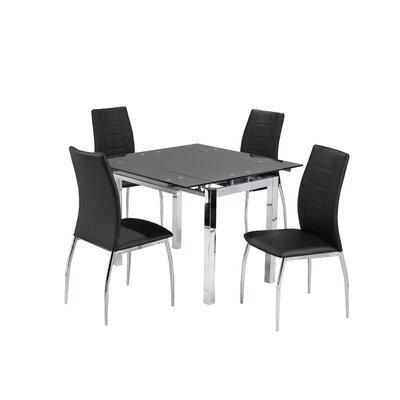 Jackson 5 Piece Dining Set