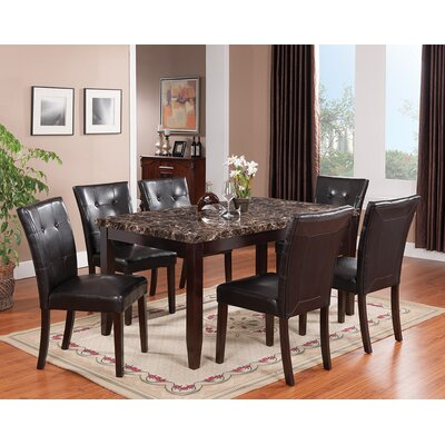 Titsworth 7 Piece Dining Set