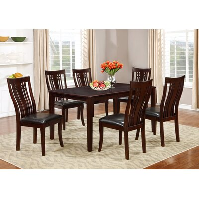 Fairmont 7 Piece Dining Set