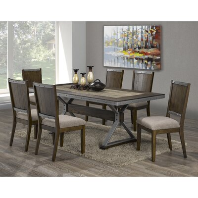 Chupp 7 Piece Dining Set