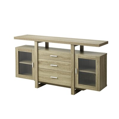 Huang Sideboard Color: Dark Taupe
