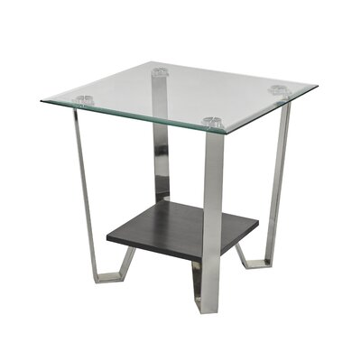 Lelon End Table with Storage