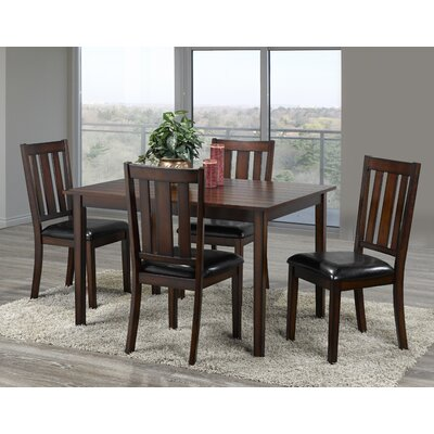 Uday 5 Piece Dining Set