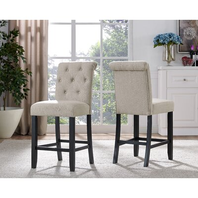 Niall Side Chair Upholstery: Beige