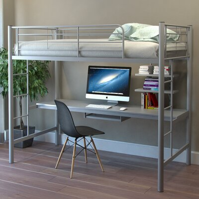 Andover Twin Loft Bed