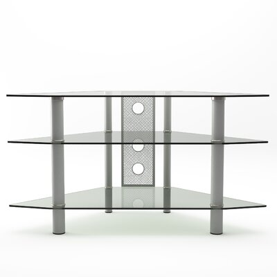 Ruby TV Stand Finish: Gray