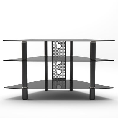 Ruby TV Stand Finish: Black