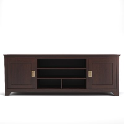 Carolina TV Stand Finish: Espresso