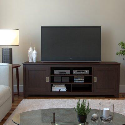 Vankirk 70 TV Stand Color: Espresso