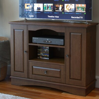 Jaeger Bedroom TV Stand with Media Storage