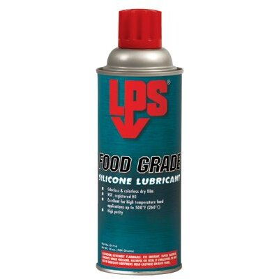 LPS Food Grade Silicone Lubricants - 10-oz. mr-650 food grademold release & l (Set of 12) at Sears.com