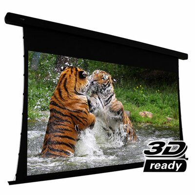 Electric Projection Screen Viewing Area: 106 Diagonal (53 x 94)