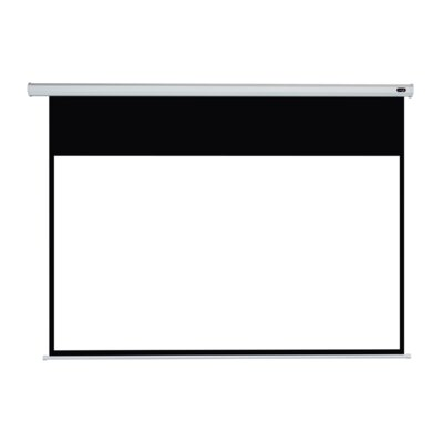 Juno Motorized Electric Projection Screen Viewing Area: 92 Diagonal