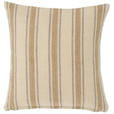 Cambridge Indoor/Outdoor Throw Pillow Color: Grey