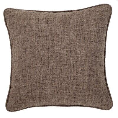 Graylock Indoor/Outdoor Throw Pillow Color: Brown
