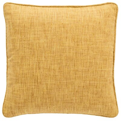 Graylock Indoor/Outdoor Throw Pillow Color: Gold