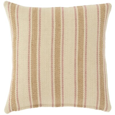 Cambridge Indoor/Outdoor Throw Pillow Color: Pink