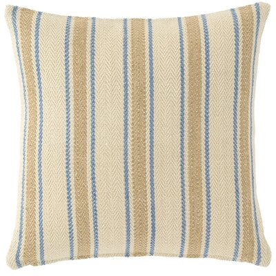 Cambridge Indoor/Outdoor Throw Pillow Color: French Blue