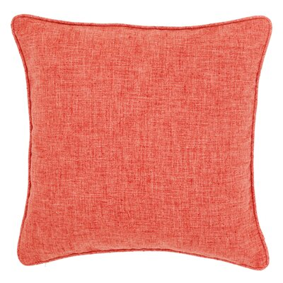 Graylock Indoor/Outdoor Throw Pillow Color: Brick